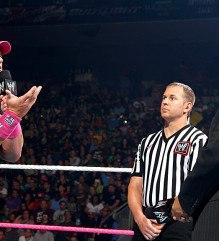 WWE Monday