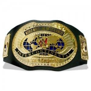WWE belts