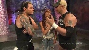 wrestling incident