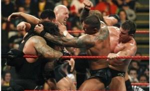 Royal Rumble photos