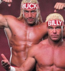 chuck and billy