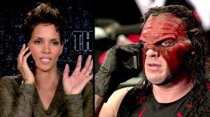 halle berry wwe the call