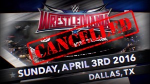 WM32 cancelled