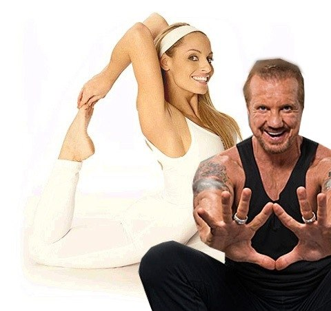 Trish Stratus And Diamond Dallas Page To Square Off In Yoga Deathmatch