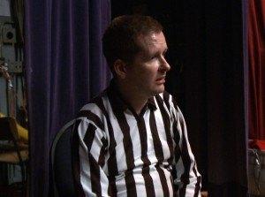 wrestling referee wife