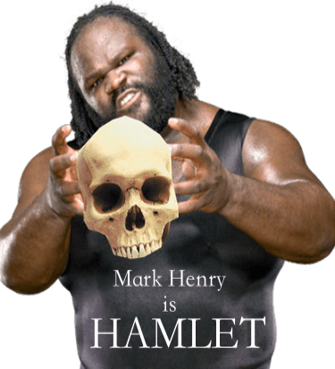 Mark Henry speech