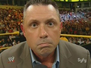 Michael Cole WWE App