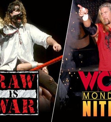 wcw vs wwe