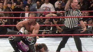 WWE instant replay