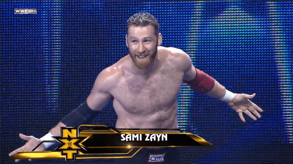Superestrellas en el anuncio de entradas para WrestleMania XXX-Sami Zayn trabajando con el roster principal-Detalles del luchador que se enfrentó a Ryback en SmackDown El-specifico