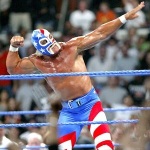 Hulk Hogan Mr. America
