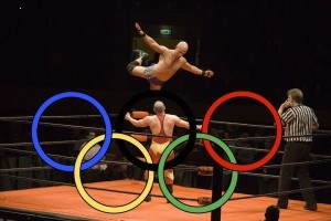 Olympic wrestling  300x200 2020 Olympics to feature professional wrestling