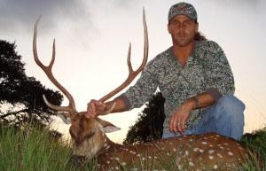 Shawn Michaels deer