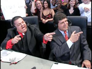 Spanish announcers wwe