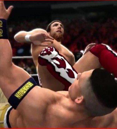 Bryan vs Cena