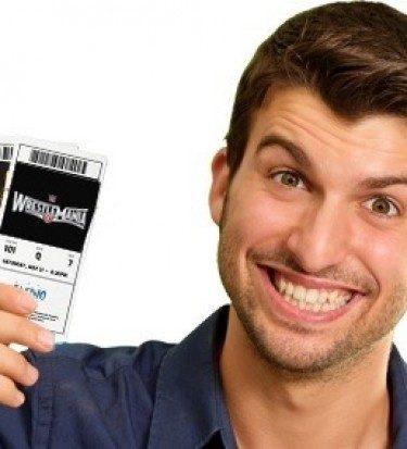 Wrestlemania tickets price