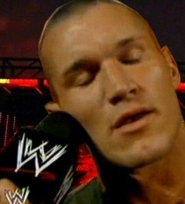 Randy Orton boring