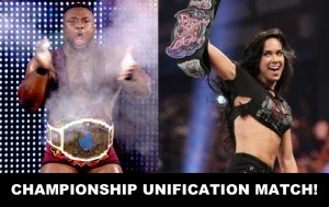 WWE title unification
