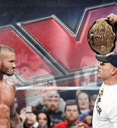 Title unification cena orton