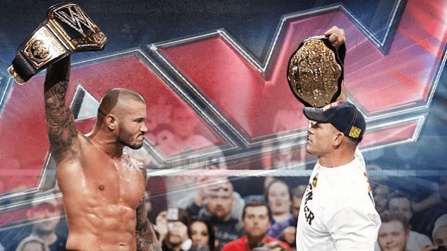 Naive wrestling fan actually expects decisive title ...  Naive wrestling...