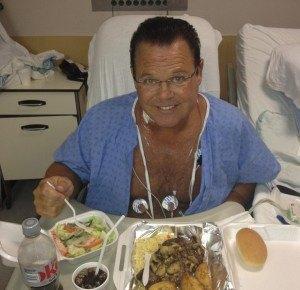 Jerry Lawler hospital