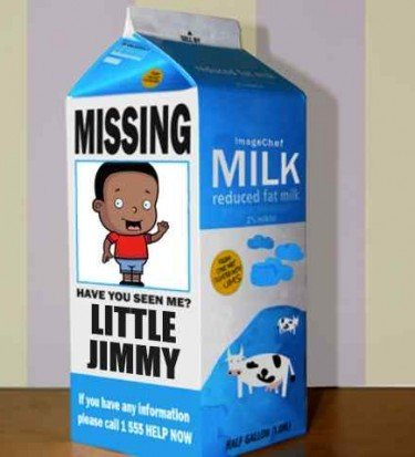 little jimmy missing