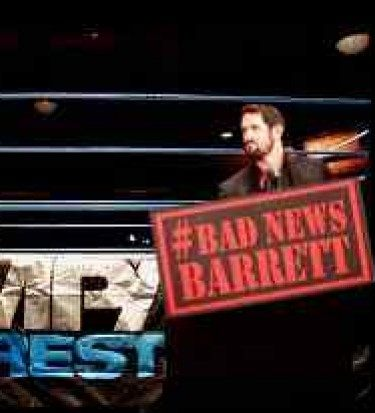 Wade Barrett Bad News