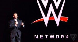 WWE network launch
