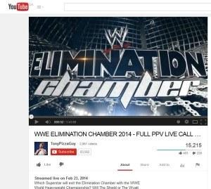 WWE network pics