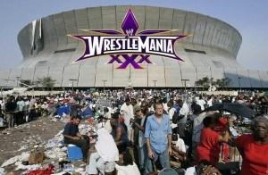 Katrina Wrestlemania