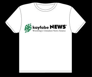Kayfabe News Onion Shirt