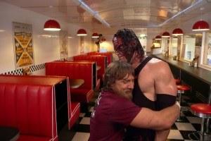 Daniel Bryan kane hug