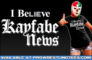 believe kayfabe news