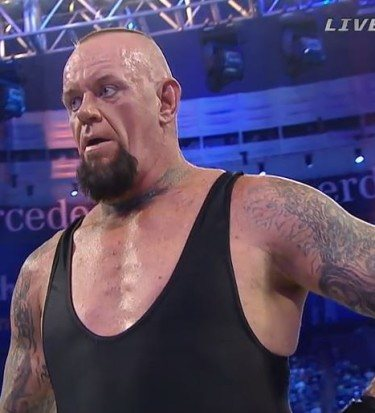 Undertaker return 2014
