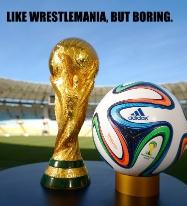 the world cup wwe