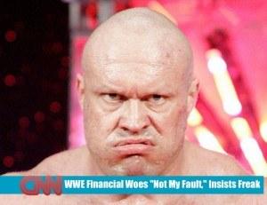 WWE financial