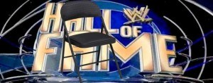 wwe steel chair