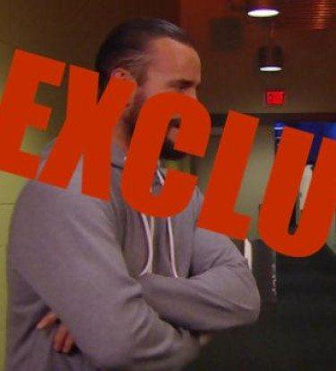 Cm Punk exclusive