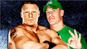 Cena Lesnar cancelled