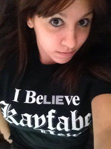 Kayfabe Babe OnFire