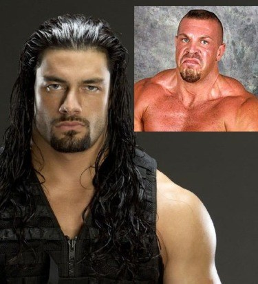 Luther Reigns roman
