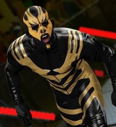 WWE 2k15 gameplay