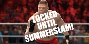 Brock Lesnar 2k15