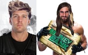 WWE hairdryer