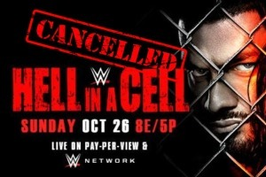 hell in a cell 2014 poster