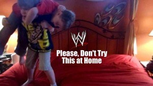 wwe dont try this