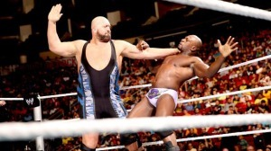 wrestling chops