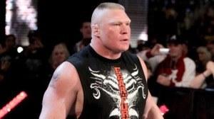 Brock Lesnar title defences