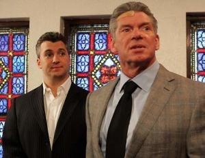 Vince McMahon God