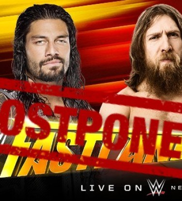 WWE fastlane cancelled